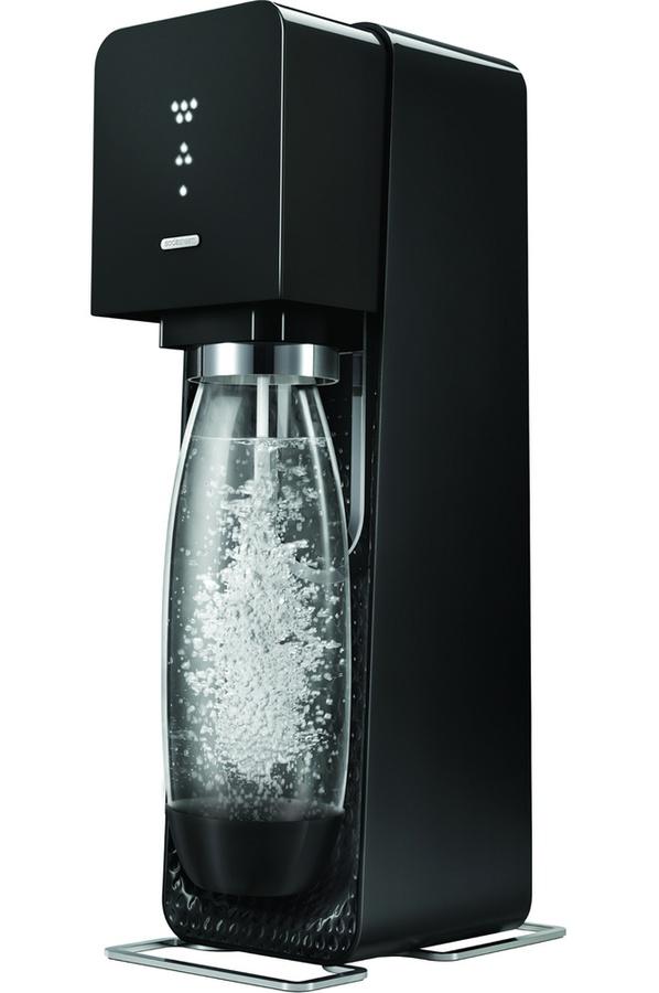 La machine à soda Sodastream Source noire permet de réaliser votre