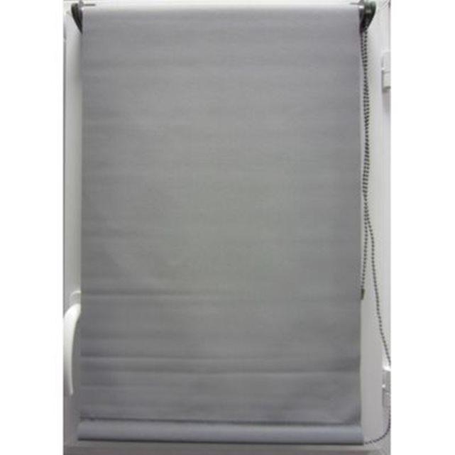 Store enrouleur tamisant 45×90 cm gris gris Cmp