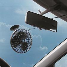 Ventilateur 12v pour voiture , camping car sur ventouse