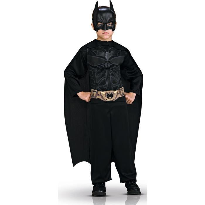 BATMAN Kit Déguisement Batman Dark Knight Achat / Vente