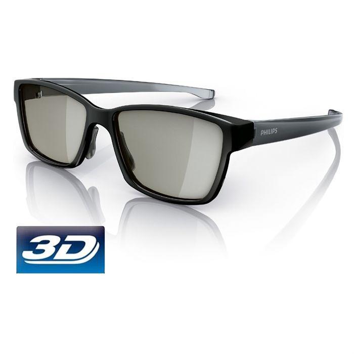 PHILIPS PTA416 Lunettes 3D passives lunettes 3d, prix pas cher