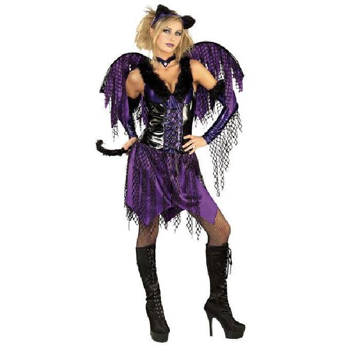 Déguisement ange violet sexy femme Halloween Ta? Achat / Vente
