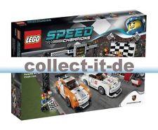 LEGO speed champions 75912 porsche 911 GT ligne darrivee 0 résultat