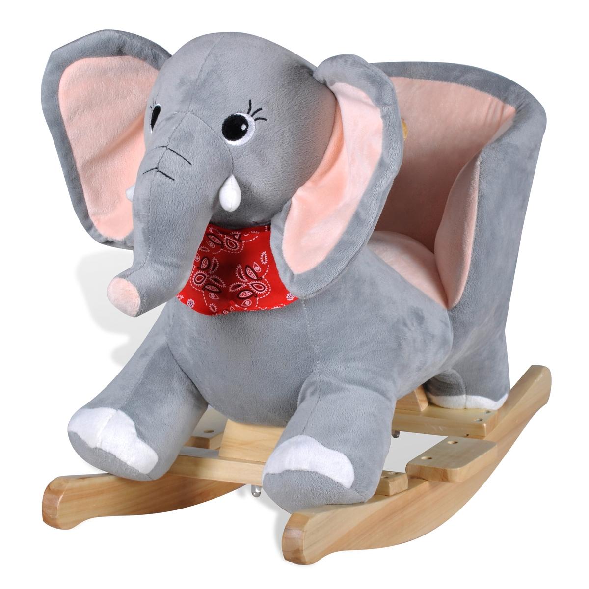 Jouet a bascule pour bebe Cheval Coccinelle Elephant Teddy Lion