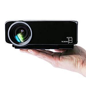 800 * 480, Home Cinema LED Projecteur: High tech
