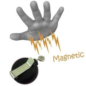 Barillet rétracteur avec aimant pour vos tours de magie