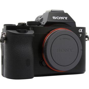 Sony A7 Nu Appareil photo Hybride Boulanger