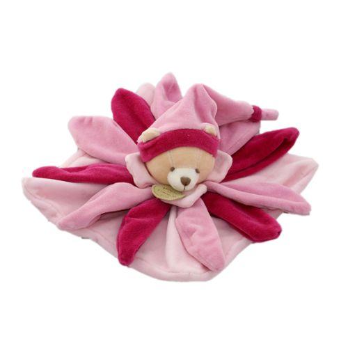 Avis sur » Doudou Ours Collector Fleur Doudou Et Compagnie Pétales