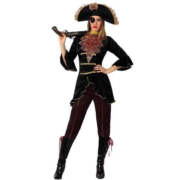Gut gemocht pirate femme fait maison VR58
