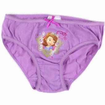 Princesse Sofia Lot de 3 culottes Fille pas cher Achat / Vente