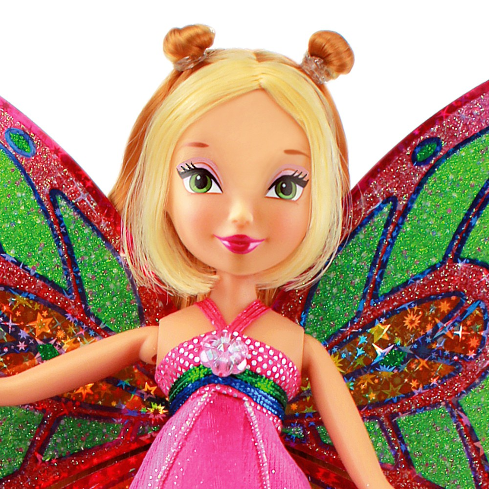 winx club enchantix fairy puppe fee flora der winx club um die fünf
