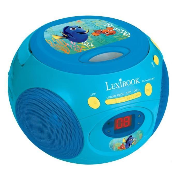 DORY Radio lecteur CD Lexibook Achat / Vente radio cd enfant