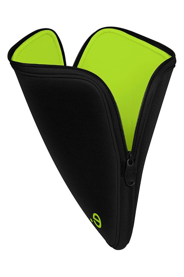Housse LA Robe noire et verte pour Mac Book Air / Pro 13″ ou PC 13