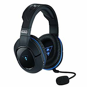Turtle Beach Micro Casque sans fil Stealth 520 PS4, PS4 Pro et PS3