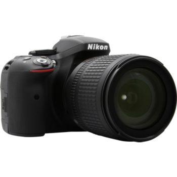Nikon D5300 + AF S 18 105vr chez Boulanger