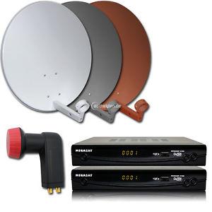 abonné Système De Satellite Numérique Récepteur 3400 LNB NEUF