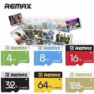 Remax Full 4 8 16 32 64 128G GO GB Micro SD SDHC TF Carte Mémoire