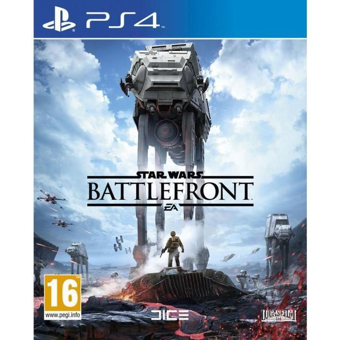 Star Wars Battlefront Jeu PS4 Achat / Vente jeu ps4 Star Wars