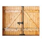 Accessoire pour volet, fenêtre et portail CASTORAMA