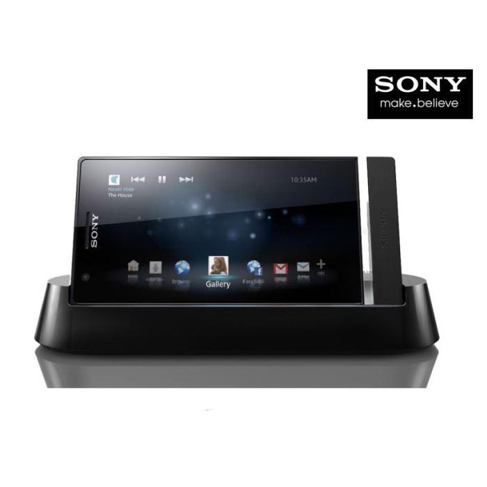 SmartDock TV Noir Origine Sony pour Sony Xperia T Exploitez les