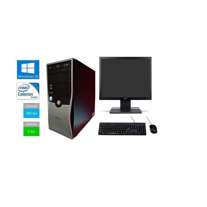 ordinateur avec windows 10 topiwall. Black Bedroom Furniture Sets. Home Design Ideas