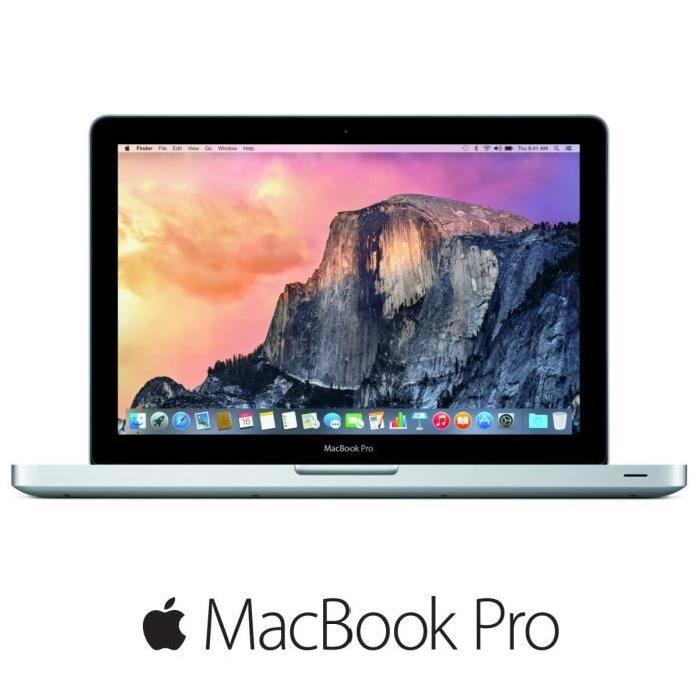 Apple MacBook Pro 13″ PC Portable MD101F/A Achat / Vente