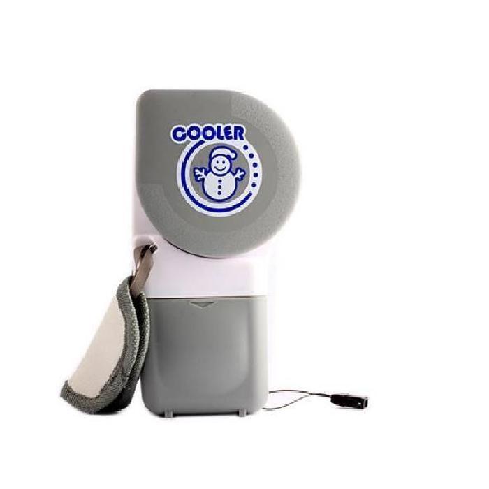 Ventilateur glacière portable gris Achat / Vente ventilateur