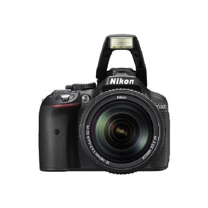 Nikon D5300 Kit 18 140mm VR Achat / Vente appareil photo réflex