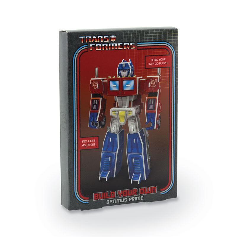 Construire votre propre 3d transformateurs autobot Robot Jouet Modele