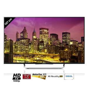 Téléviseur LED SONY BRAVIA KDL42W705 TV LED connecté 107 cm
