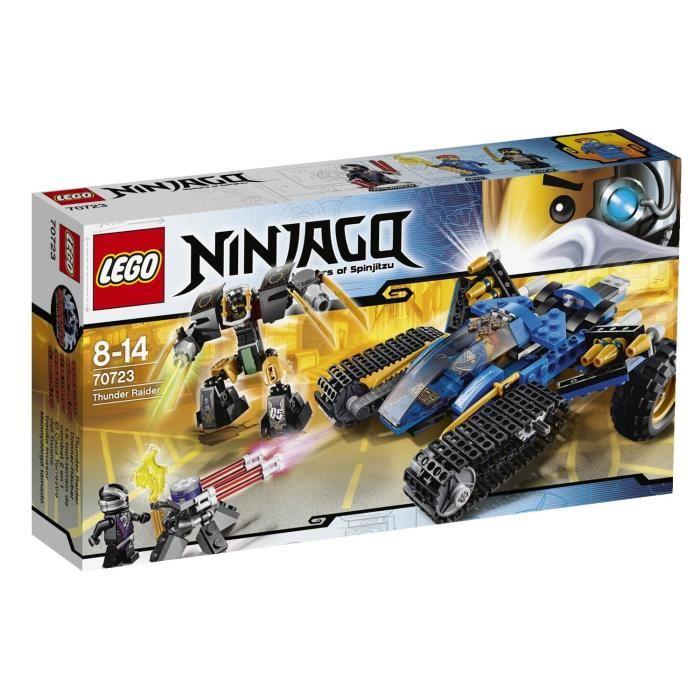 LEGO Ninjago 70723 Tout Terrain de Combat 2 en 1 Achat / Vente