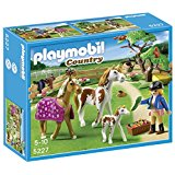 Playmobil Country 5418 Jeu de construction Ecurie transportable