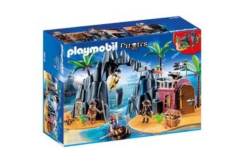 Playmobil Playmobil 6679 : Pirates : Repaire pirates des ténèbres
