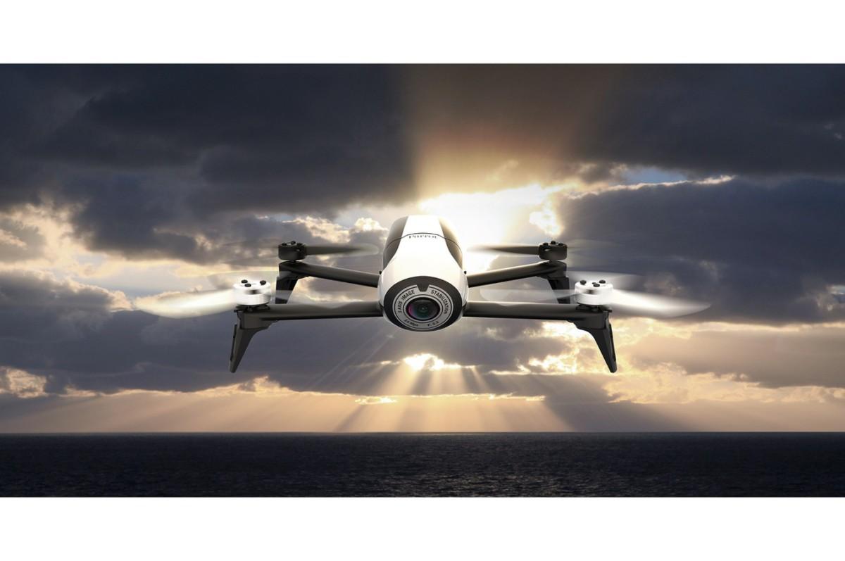 Drone Parrot BEBOP 2 BLANC/NOIR BEBOP 2 (4176545) |