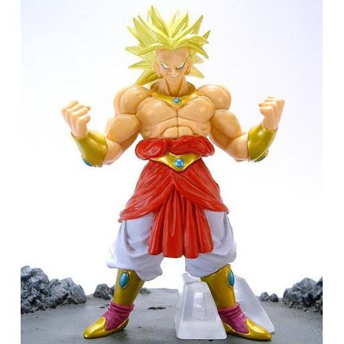 Dbz Figurine Maxi Dragonball Gashapon Dragon Ball Z Hg07 Super Saiyan