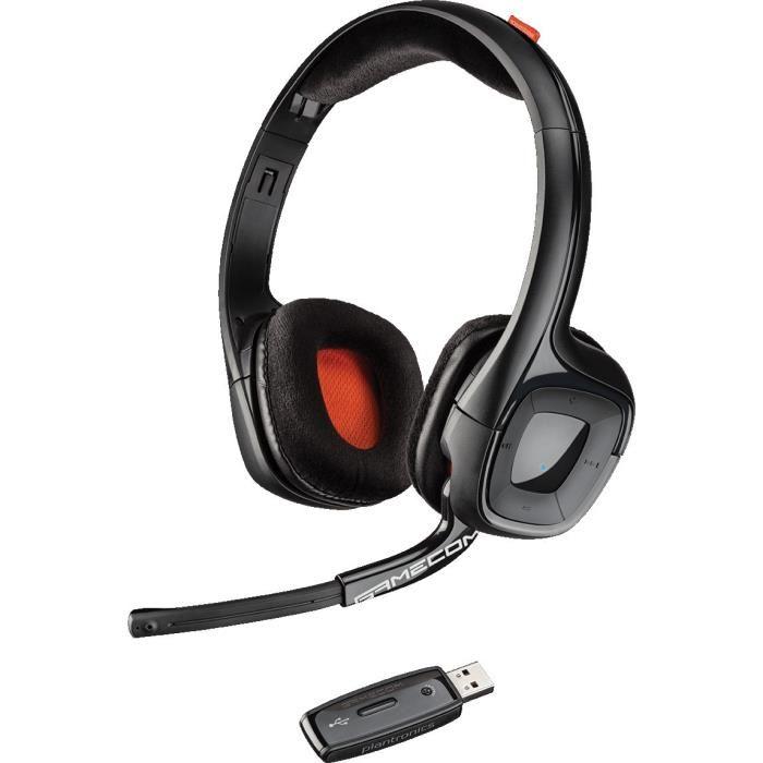 casque micro Gaming sans fil Gamecom 8 Achat / Vente casque