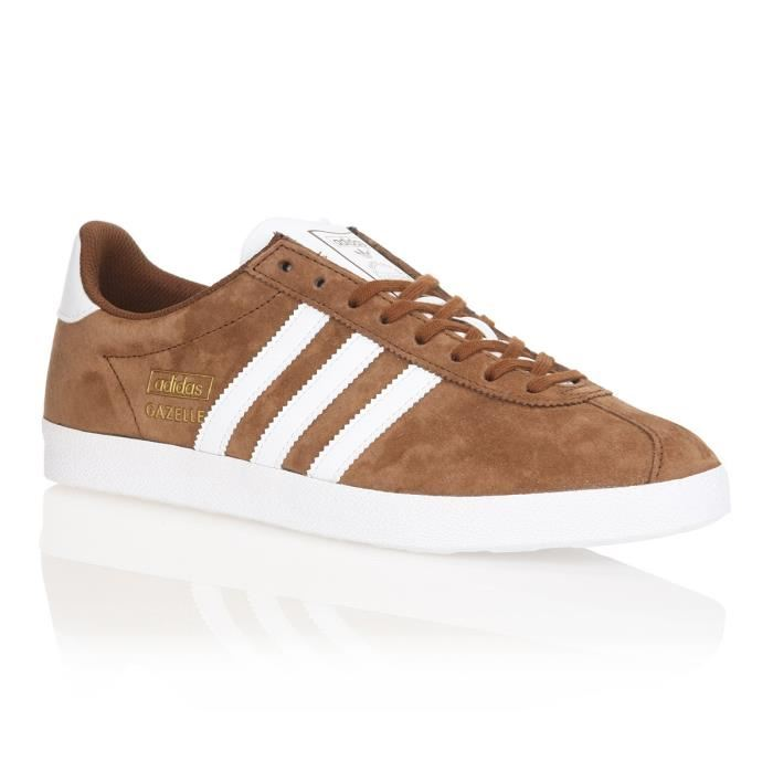gazelle homme adidas marron