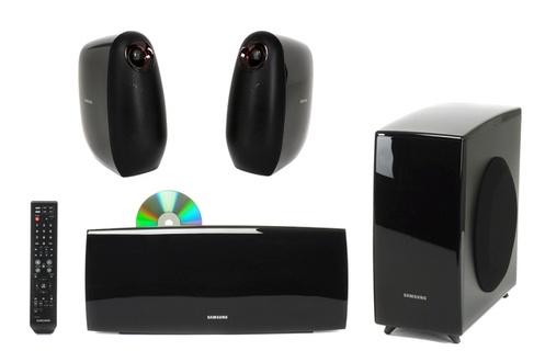 Home cinéma tout en un Samsung HT A100 CT CRYSTAL HTA100CT (2612291