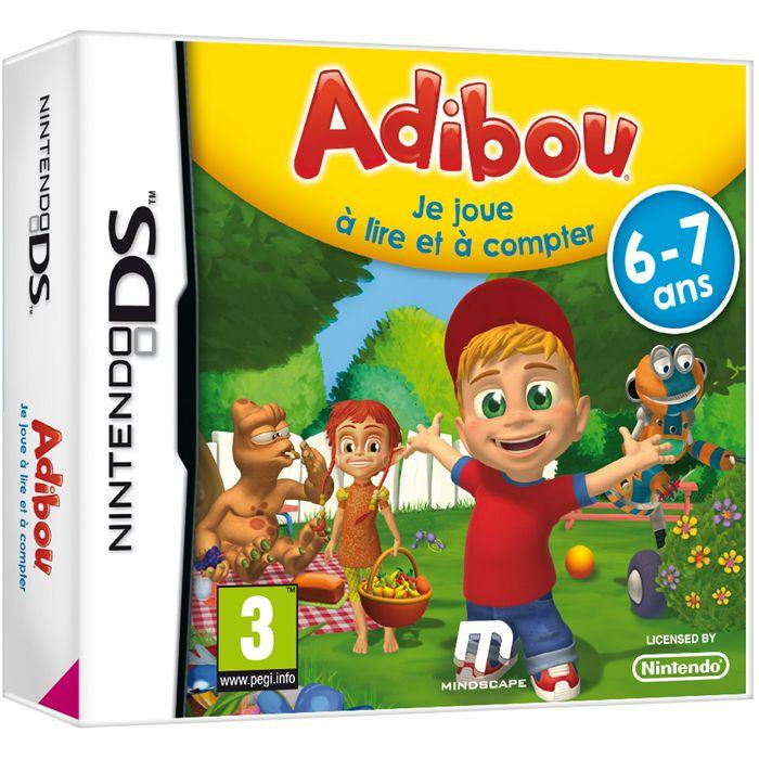 ADIBOU LECTURE CALCUL CP 2011 / Jeu console DS Achat / Vente jeu ds