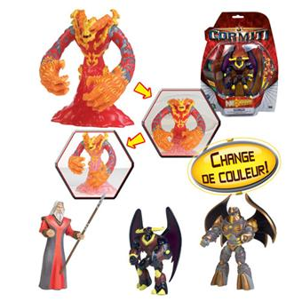 Giochi Preziosi Gormiti TV3 Figurine 12 cm mutation en assortiment