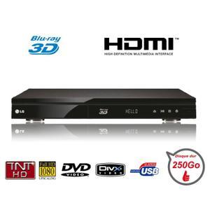 Lecteur Blu Ray 3D Enregistreur TNT HD Achat / Vente lecteur