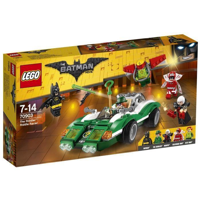 LEGO® Batman Movie 70903 Le bolide de l'Homme mystère? Achat