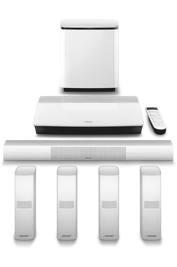Pack Ampli + enceintes Bose LIFESTYLE 650 WHITE (4239342)  