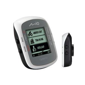 Compteur DE Vitesse Vélo Ordinateur GPS MIO 100 Cyclo Compte Tours