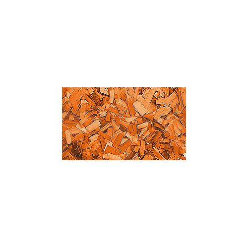 Showtec Confettis Rectangle 55 x 17mm Oranges pas cher Achat