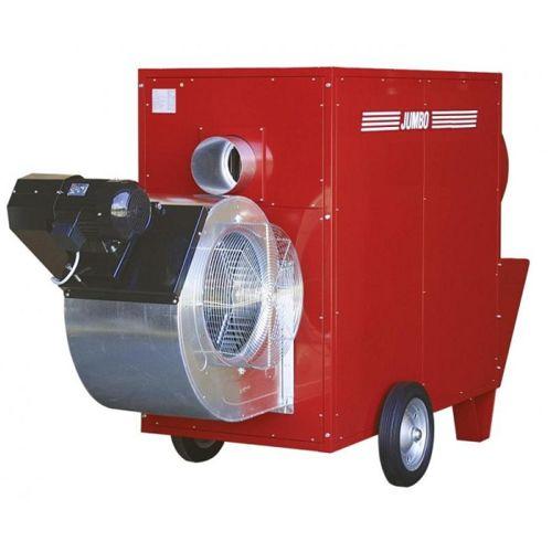Sovelor Chauffages air pulsé mobiles fuel ou gaz Jumbo135C pas