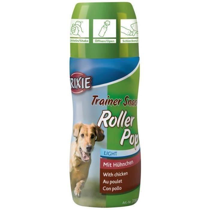 TRIXIE Roller Pop poulet 45 ml pour chien Achat / Vente friandise