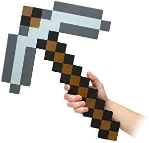 Pioche en mousse dure 'Minecraft': Jeux vidéo