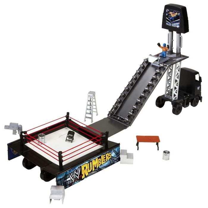 WWE Catch officiel Camion ring Transformable Achat