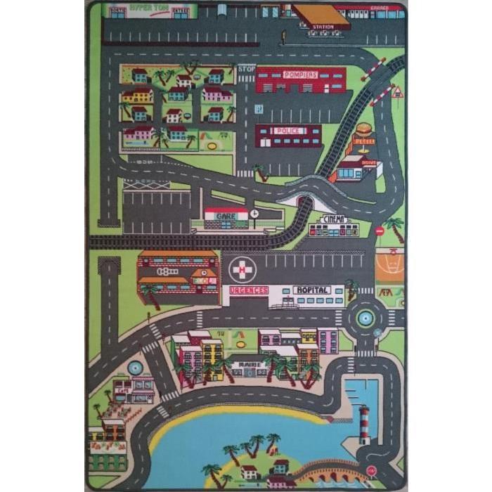 Tapis circuit de voitures Achat / Vente Tapis circuit de voitures